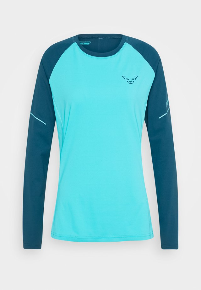 ALPINE PRO TEE - Sports shirt - petrol