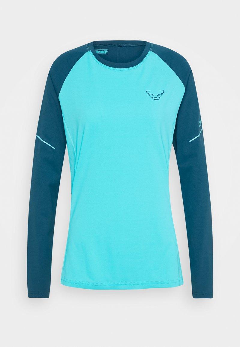Dynafit - ALPINE PRO TEE - Sports shirt - petrol