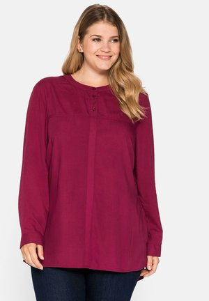 Blouse - himbeere
