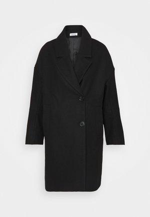 HANNE COAT - Zimní kabát - black
