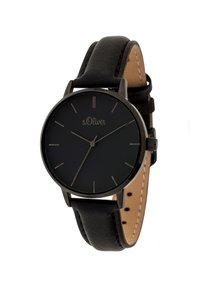 s.Oliver - Watch - schwarz - 1