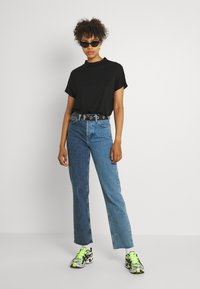 Dedicated - FLOR - T-shirt print - black - 1
