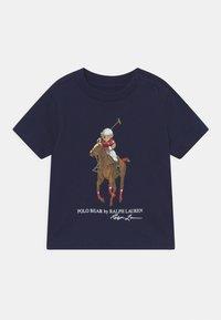 Polo Ralph Lauren - T-shirt print - french navy - 0