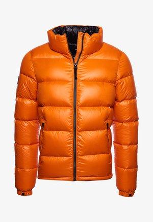 LUXE ALPINE  - Gewatteerde jas - rustic orange