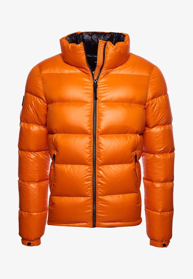 LUXE ALPINE  - Untuvatakki - rustic orange