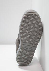 Lowa - DUBLIN III GTX - Zimní obuv - anthrazit - 4