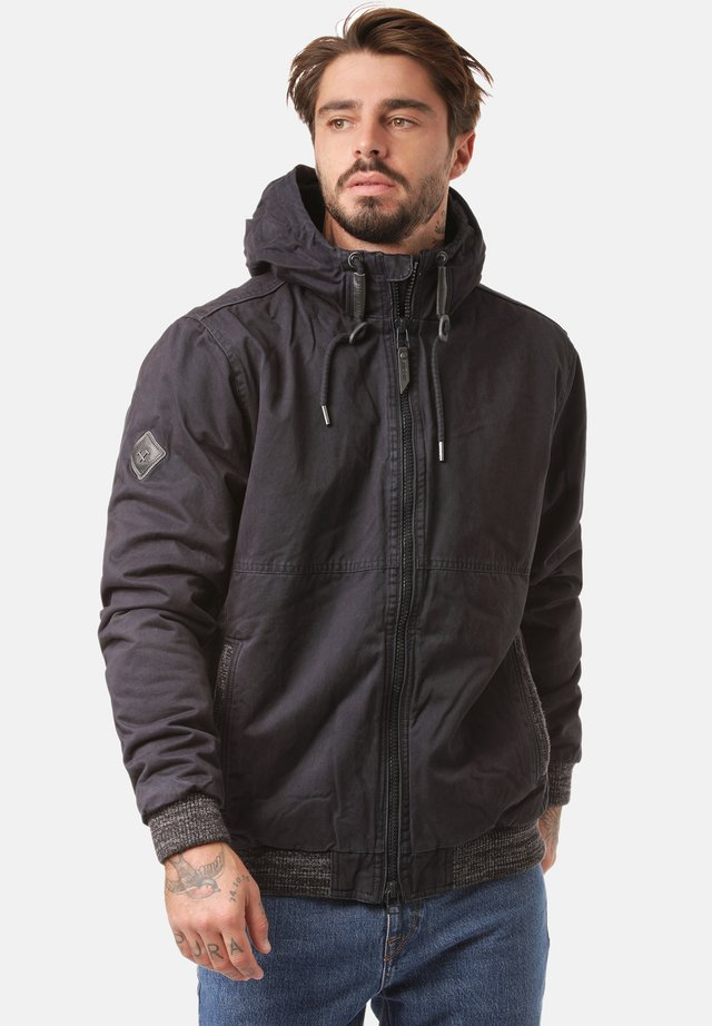 Winter jacket - dark navy