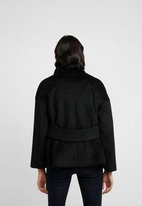 MAX&Co. - DINAMICO - Zimní kabát - black - 2