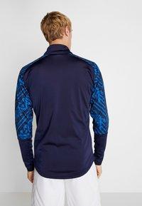 Puma - ITALIEN FIGC PREMATCH AWAY JACKET - Training jacket - peacoat team power blue - 2