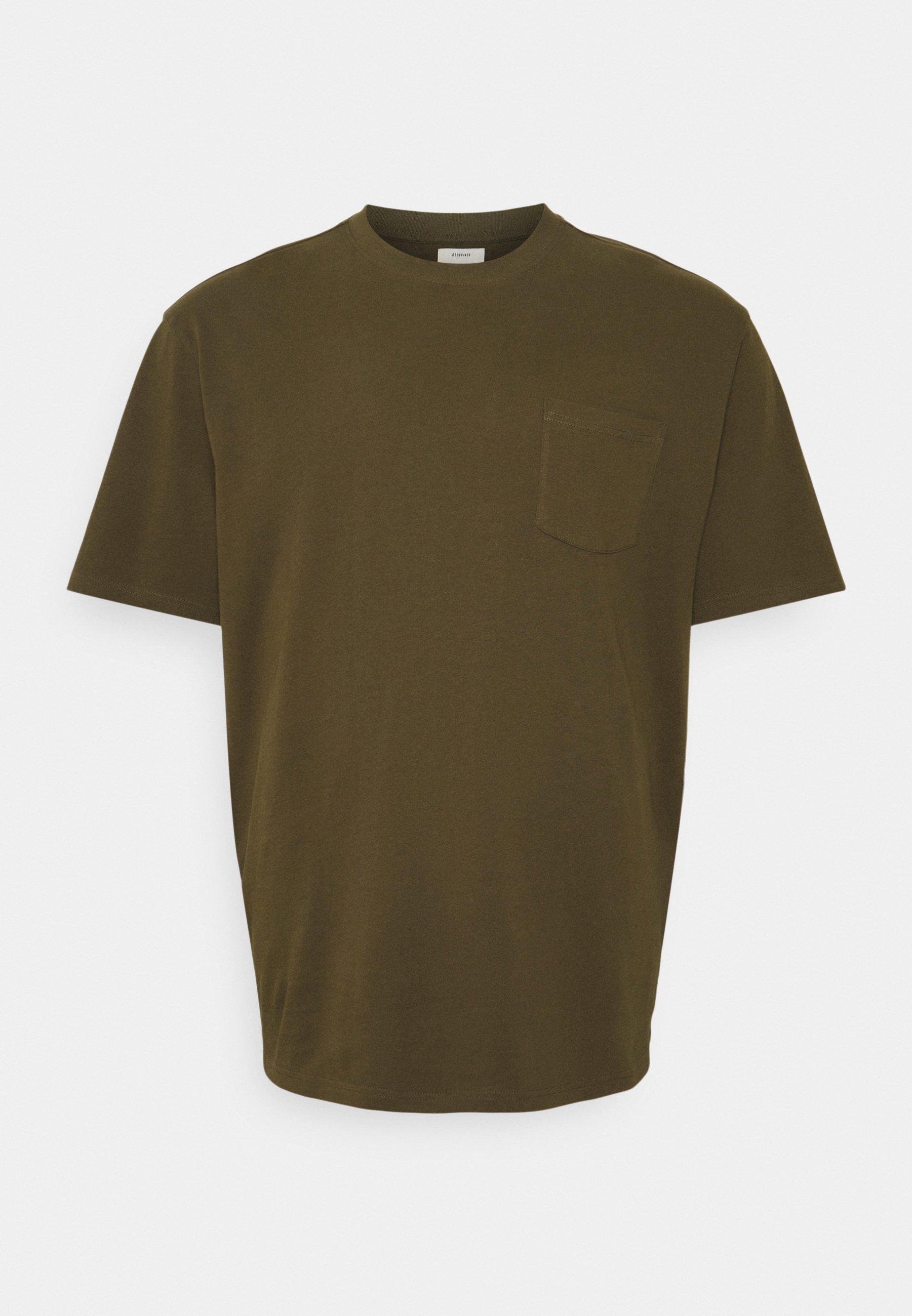 Men CLARKE TEE - Basic T-shirt