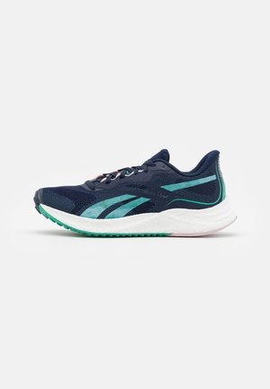 FLOATRIDE ENERGY 3.0 - Neutral running shoes - vector navy/future teal/footwear white
