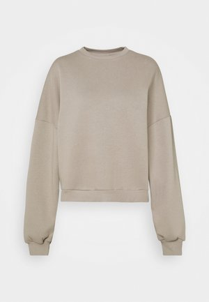 PERFECT CHUNKY - Sweatshirt - greige