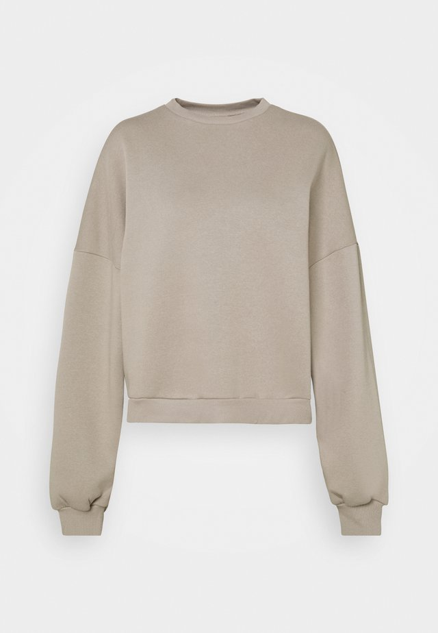 PERFECT CHUNKY - Sweatshirt - greige