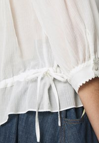 See by Chloé - Blouse - crystal white - 5
