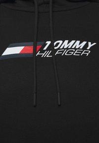 Tommy Hilfiger - LOGO HOODY - Hoodie - black - 4