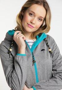 Schmuddelwedda - Outdoor jacket - grey melange - 3
