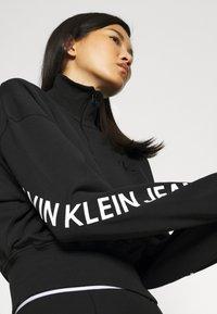 Calvin Klein Jeans - Sweatshirt - black - 3