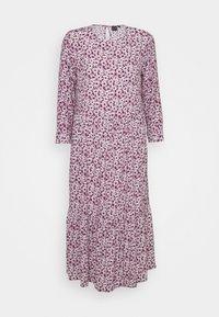 GAP Petite - FLOUNCE  - Day dress - plum - 4