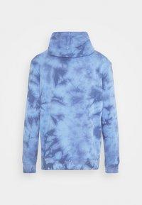 GAP - MINI LOGO - Hoodie - blue tie dye - 7
