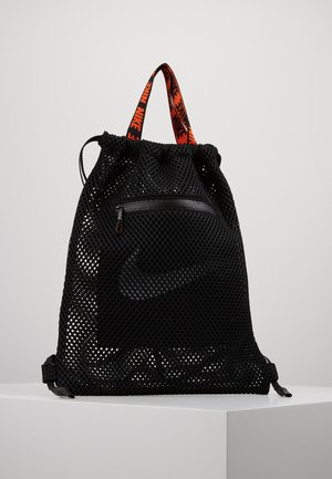 ESSENTIALS UNISEX - Ryggsäck - black/white
