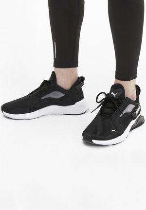 Trainers - black-white