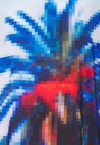 PS Paul Smith - WOMENS PRINTED DRESS - Obleka iz džersija - dark blue - 6