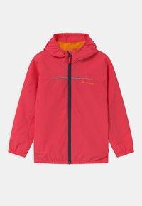Vaude - TURACO UNISEX - Outdoorová bunda - bright pink - 0