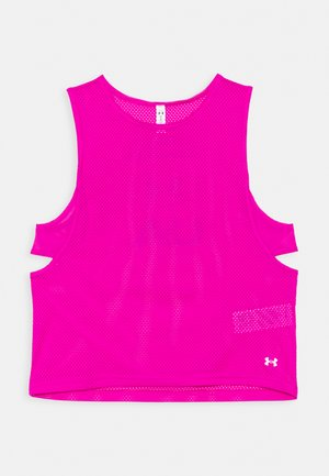 MUSCLE TANK - Top - meteor pink