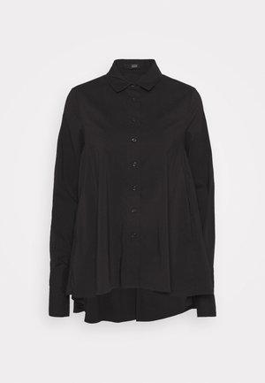 CLEMANDE URBAN - Button-down blouse - black