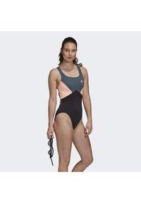adidas Performance - Swimsuit - black - 1