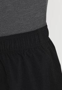 ASICS - SILVER SPLIT SHORT - Sports shorts - performance black - 3