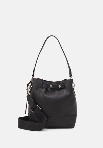 ANIEK - Handbag - black