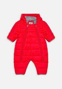 Timberland - ALL IN ONE BABY  - Lyžařská kombinéza - bright red - 1