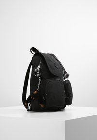 Kipling - FIREFLY UP - Zaino - true black - 3