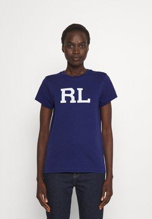 SHORT SLEEVE - T-shirt con stampa - fall royal