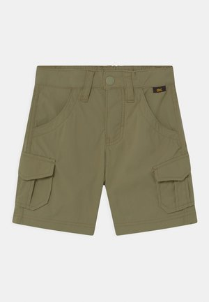 TREASURE HUNTER UNISEX - Kraťasy - khaki