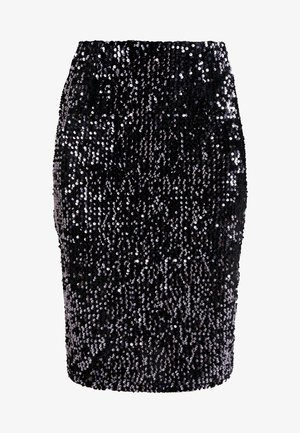 YASNICY SKIRT - Pencil skirt - navy blazer