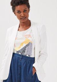 BONOBO Jeans - Blazer - ecru - 3