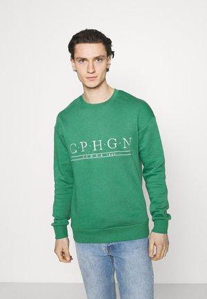 JORCPHGN CREW NECK - Sweatshirt - fir