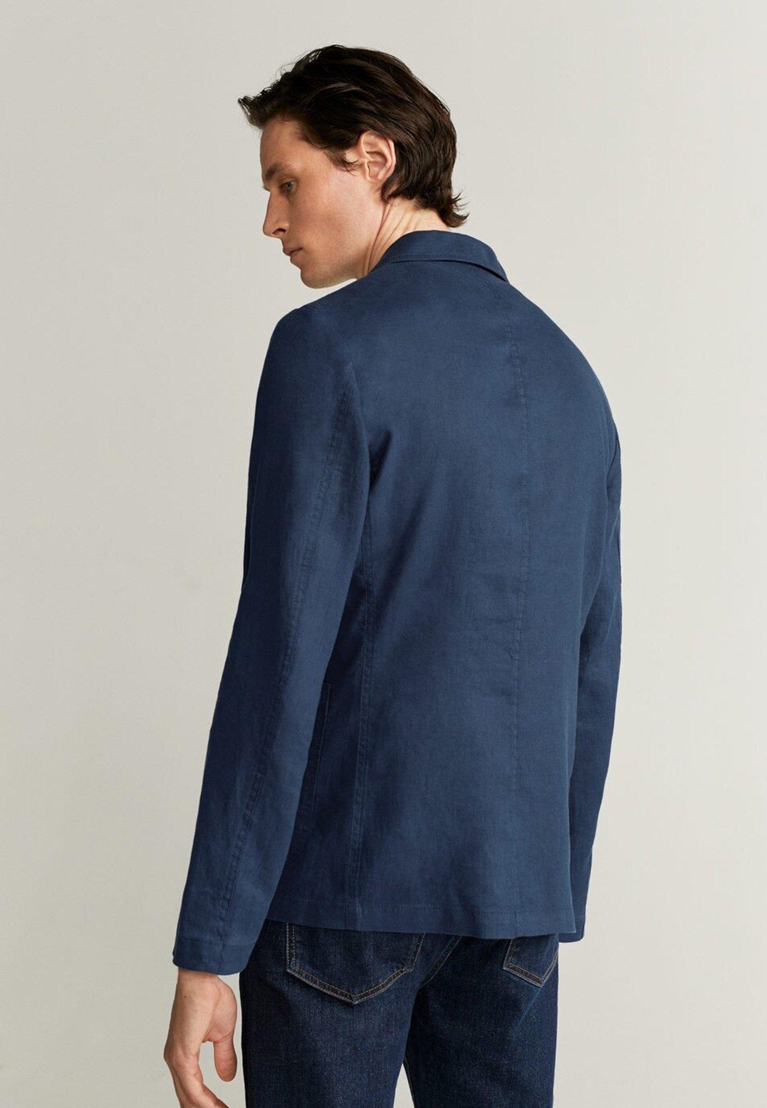 100% Authentique Vêtements homme Mango BISLAVE Blazer dunkles marineblau y2RqyfMh