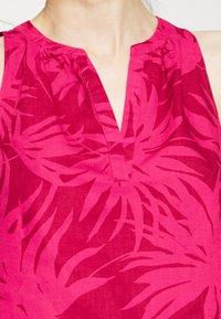 GAP - ZEN TOP - Blouse - pink palms - 4