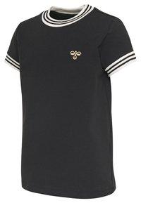 Hummel - VICTORIA  - T-shirts print - black - 2