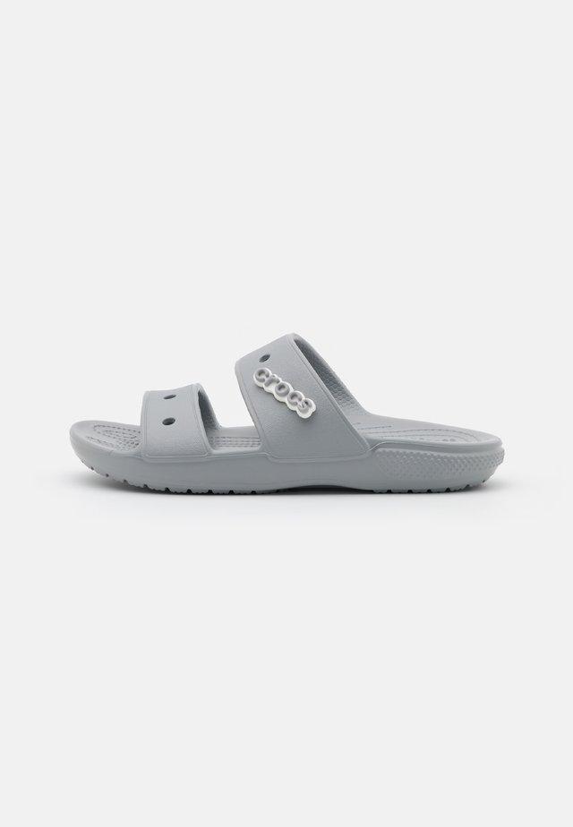 CLASSIC  - Sandały kąpielowe - light grey
