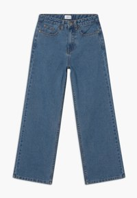 Grunt - WIDE LEG  - Jeans Relaxed Fit - authentic blue - 0