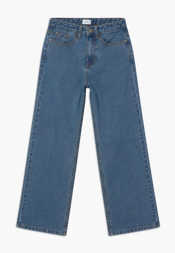 WIDE LEG  - Relaxed fit jeans - authentic blue