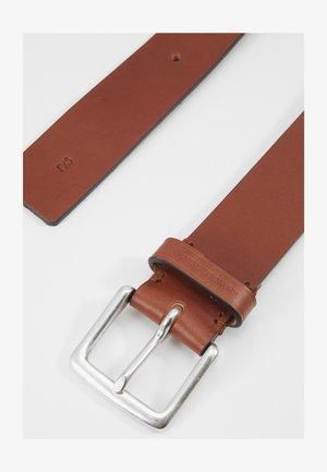 CLASSIC - Belt - brown