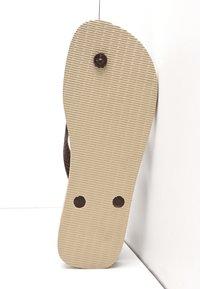 Havaianas - T-bar sandals - grey - 3