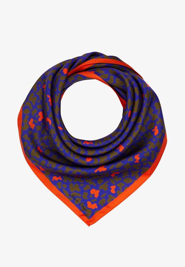 Foulard - blue violet