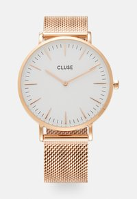 Cluse - BOHO CHIC - Hodinky - rose gold-coloured/white - 0