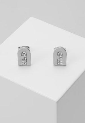 NEW STUD EARRING - Náušnice - silver-coloured
